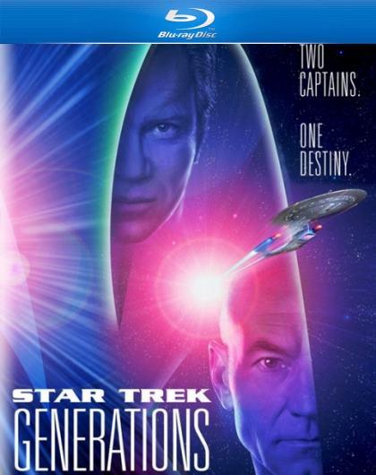 Звездный путь 7: Поколения