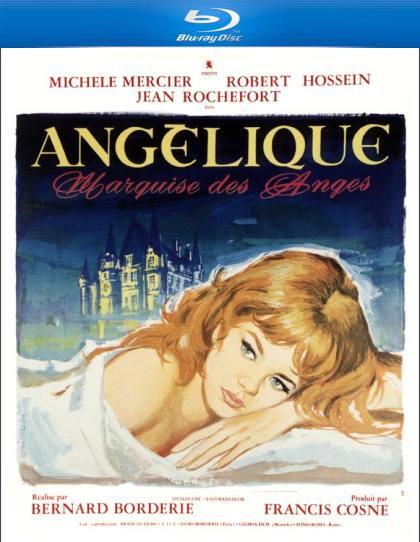 Анжелика - маркиза ангелов